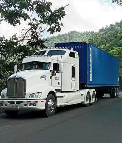 transporte de carga en costa rica